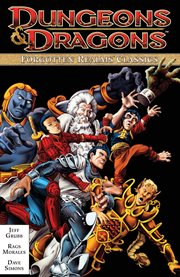 Dungeons & dragons: Forgotten Realms classics. Issue 1-8 cover image