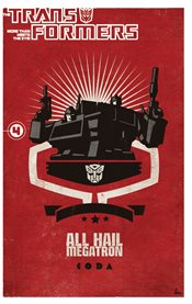 Transformers: All Hail Megatron Volume 4