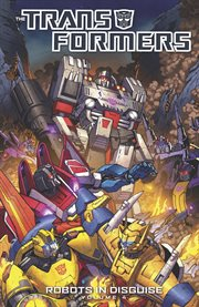 Transformers: Robots in Disguise Vol. 4
