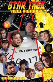 Star Trek. Volume 1, New visions cover image