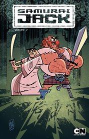 Samurai Jack: the Scotsman's curse. Volume 2, issue 5-10 cover image