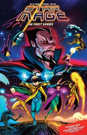 Star Mage. Issue 1-6 cover image