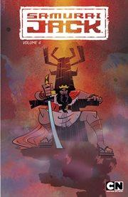 Samurai Jack: the warrior king. Volume 4, issue 16-20 cover image