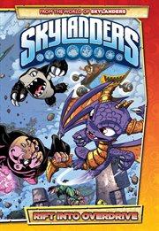 Skylanders: Rift into Overdrive cover image