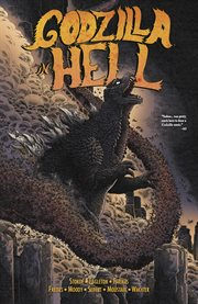 Godzilla in hell cover image