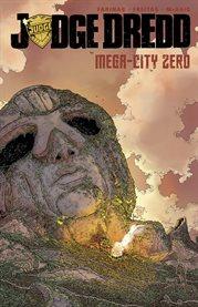 Judge Dredd. Volume 1, issue 1-4, Mega-city zero cover image