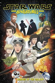 Star wars adventures. Volume 1, issue 1-2, Heroes of the galaxy cover image
