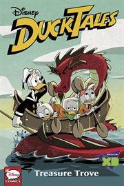 Ducktales: treasure trove. Issue 0-2 cover image