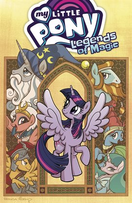 My Little Pony, book cover