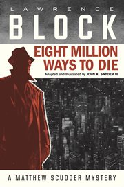 Eight million ways to die cover image