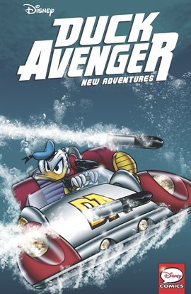 Cover image for Duck Avenger New Adventures, Book 3