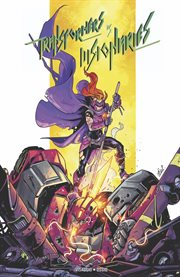 Transformers vs. the visionaries. Issue 1-5 cover image