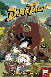 Ducktales vol. 3: quests and quacks. Volume 3, issue 6-8 cover image