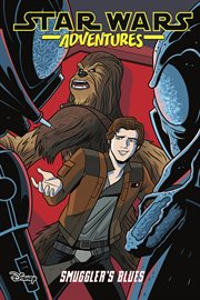 Star Wars Adventures Vol. 4: Smuggler's Blues. Issue 10-11 cover image