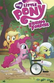 My little pony : friends forever. Volume 7, issue 25-28 cover image