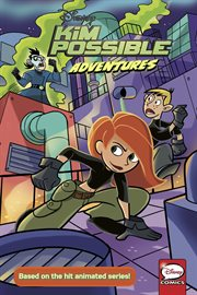 Kim Possible adventures cover image