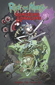 Rick and Morty vs. Dungeons & Dragons cover image