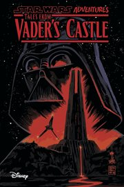 Star Wars adventures. Issue 1-5. Tales from Vader's castle cover image