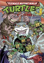 Teenage mutant ninja turtles adventures vol. 10 cover image