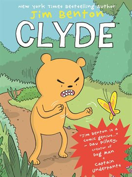 Cover image for Clyde