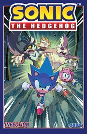 Sonic the hedgehog, vol. 4 : infection. Issue 13-16 cover image