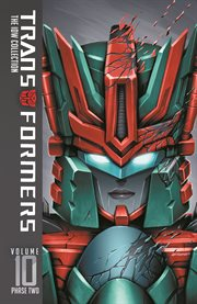 Transformers : IDW collection. Volume 10 cover image
