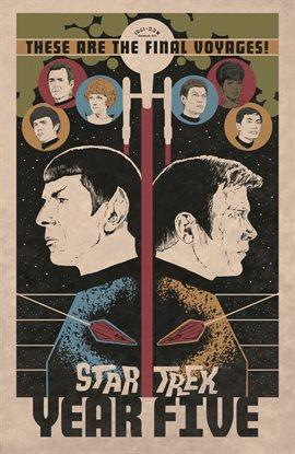 Star Trek, book cover