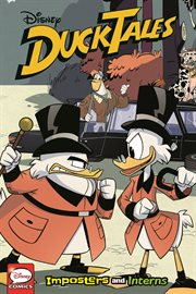 Ducktales: imposters and interns. Issue 18-20 cover image