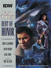 Star trek: debt of honor facsimile edition cover image