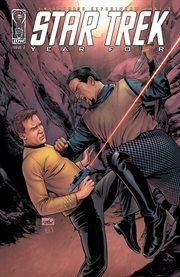 Star trek: year four: the enterprise experiment, part 3. Issue 3 cover image