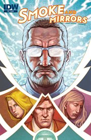 Smoke and mirrors. Issue 4 cover image