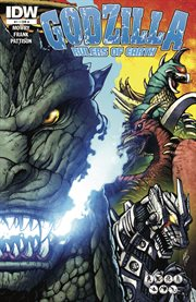Godzilla. Issue 1, Rulers of Earth cover image