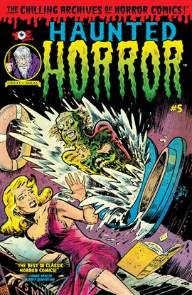 Cover image for Haunted Horror