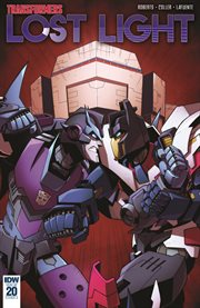 Transformers. Issue 20, Lost light cover image