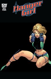 Danger girl. Issue 7 cover image