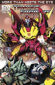 The Transformers. Issue 2, More than meets the eye cover image