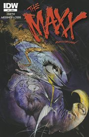 The Maxx: Maxximized. Issue 4 cover image