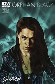 Orphan black. Issue 1 cover image