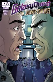Galaxy quest: the journey continues. Issue 2 cover image