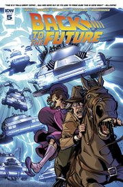 Back to the future : 30th anniversary trilogy. Issue 5 cover image