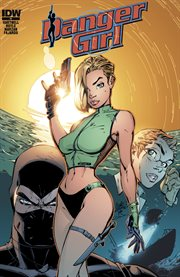 Danger girl. Issue 5 cover image