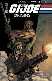 G.i. joe: origins. Issue 3 cover image