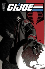G.I. Joe. Issue 4 cover image