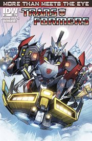 The Transformers. Issue 4, More than meets the eye cover image
