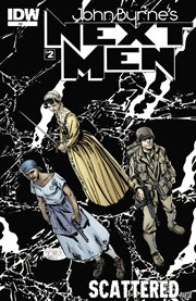 John Byrne's compleat Next Men. Issue 2 cover image
