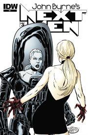 John Byrne's Next Men. Issue 3, Fame cover image