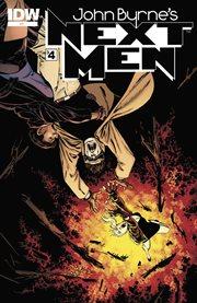 John Byrne's Next Men. Issue 4, Faith cover image