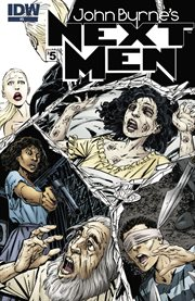 John Byrne's Next Men. Issue 5, Power cover image
