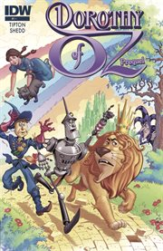 Dorothy of Oz prequel. Issue 1 cover image