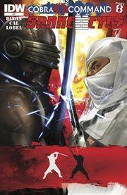 G.i. joe: snake eyes (2011-2013). Issue 11 cover image